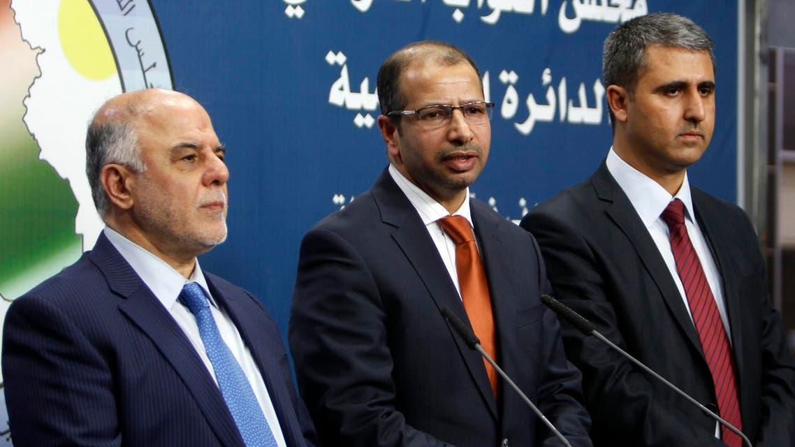 iraq parliament speaker