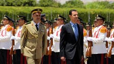 Assad sworn in for new seven-year term