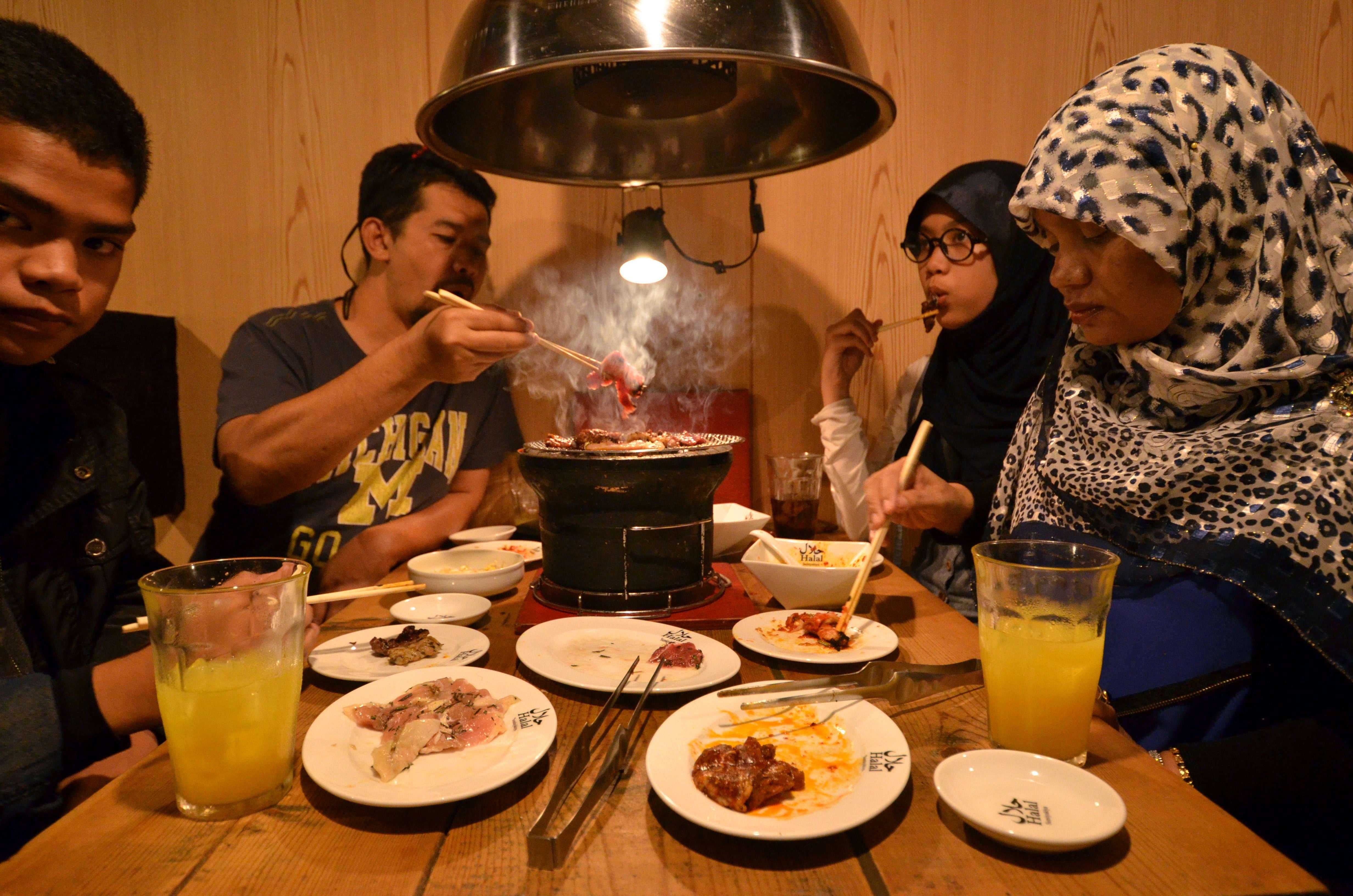 halal japan اليابان حلال