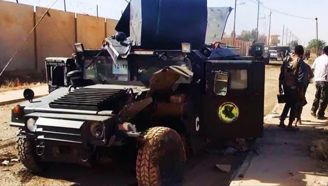 داعش بعد سيطرتها على تكريت