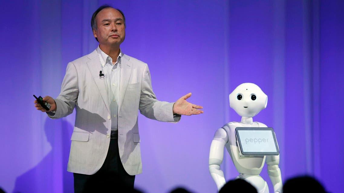 Softbank robot Pepper
