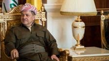 بارزاني يستقبل مسؤولا إيرانيا ويندد بثقافة الاستبداد