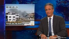 'Tastes great, more killing:' Comedian Jon Stewart's take on Gaza goes viral