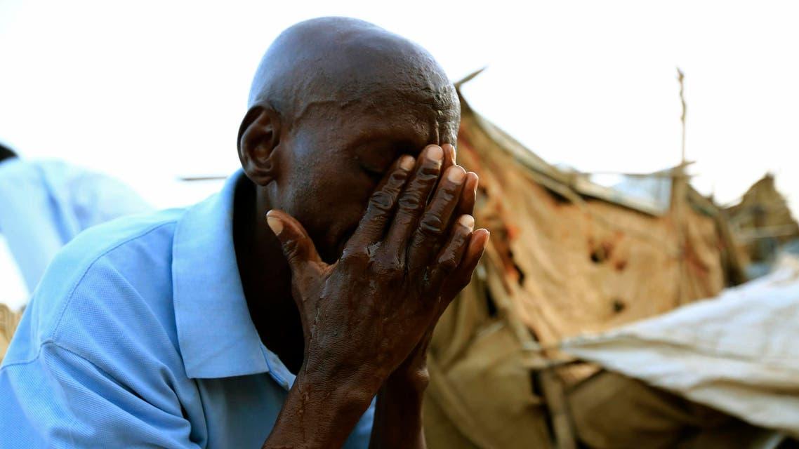 south sudan man reuters