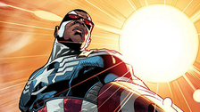 Marvel announces black Captain America