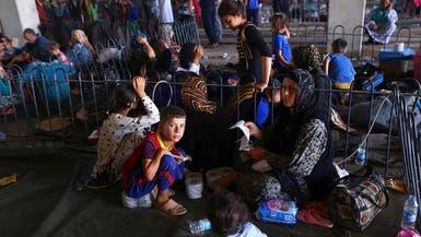 العراق.. عشرات الآلاف فروا من تلعفر بعد دخول داعش