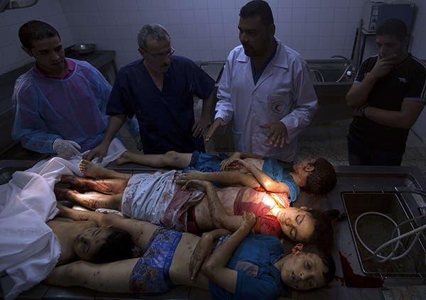 اسرائيل تواصل استهداف المدنيين في غاراتها على غزة