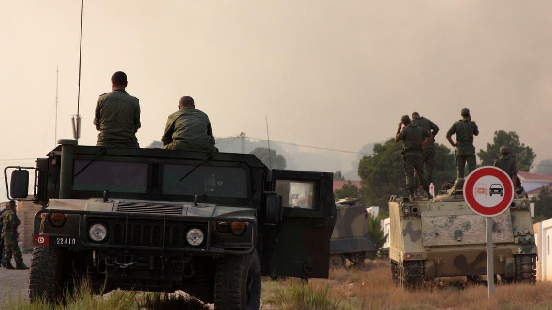 tunisia military reuters