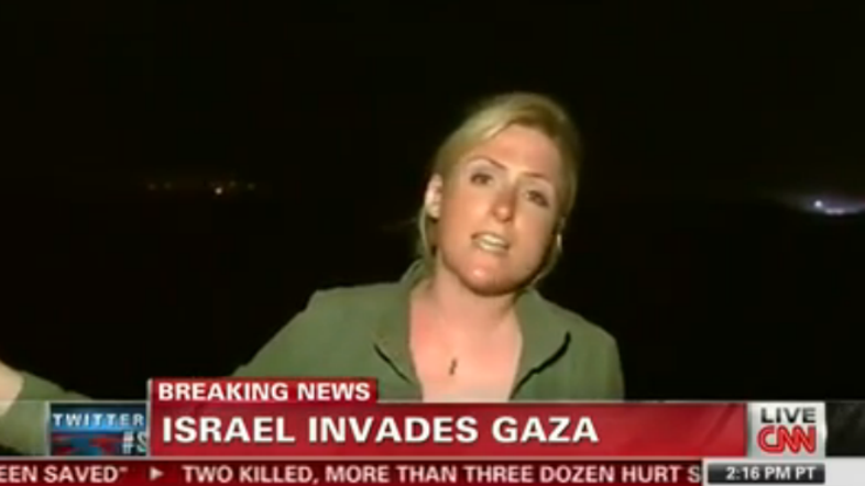 CNN reassigns Israel-Gaza conflict reporter over angry ...