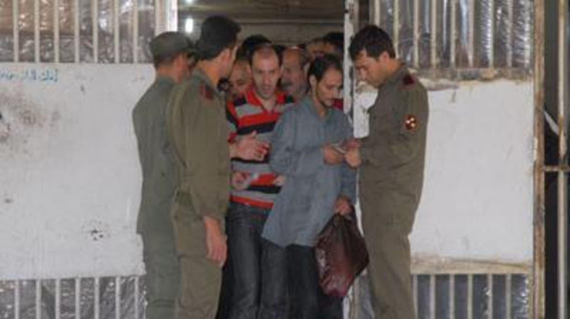 اطلاق سراح سجناء في سوريا بعد عفو رئاسي