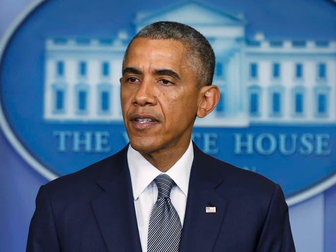 """أوباما: صاروخ أرض - جو أسقط """"الماليزية"""""""