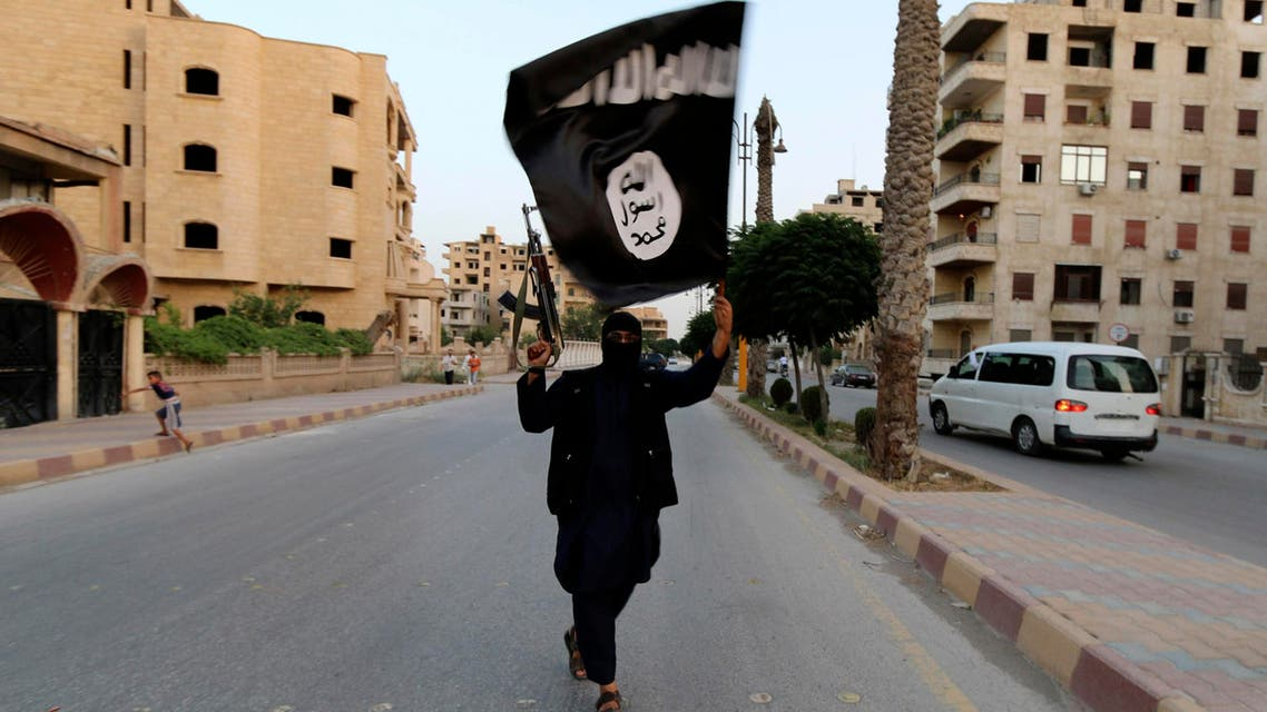 داعش سوريا في الرقة
