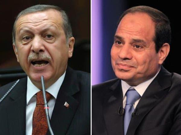 """أردوغان يصف السيسي بـ""""الطاغية"""".. ومصر ترد"""