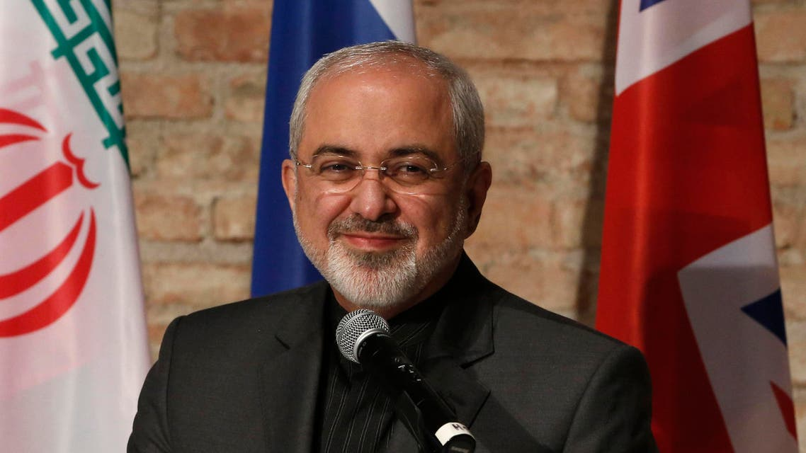 Iranian Foreign Minister Mohammad Javad Zarif attends a news conference in Vienna July 18, 2014.  Reuters