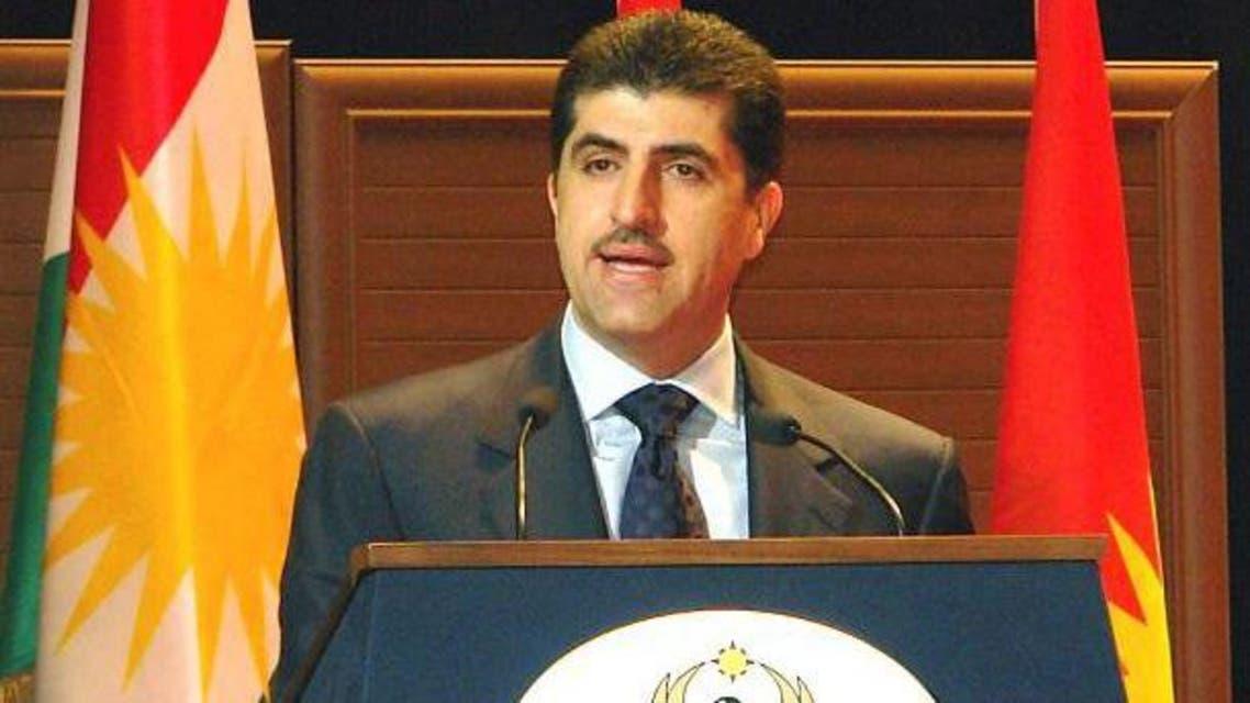 رئيس حكومة إقليم كردستان العراق، نيجيرفان بارزاني