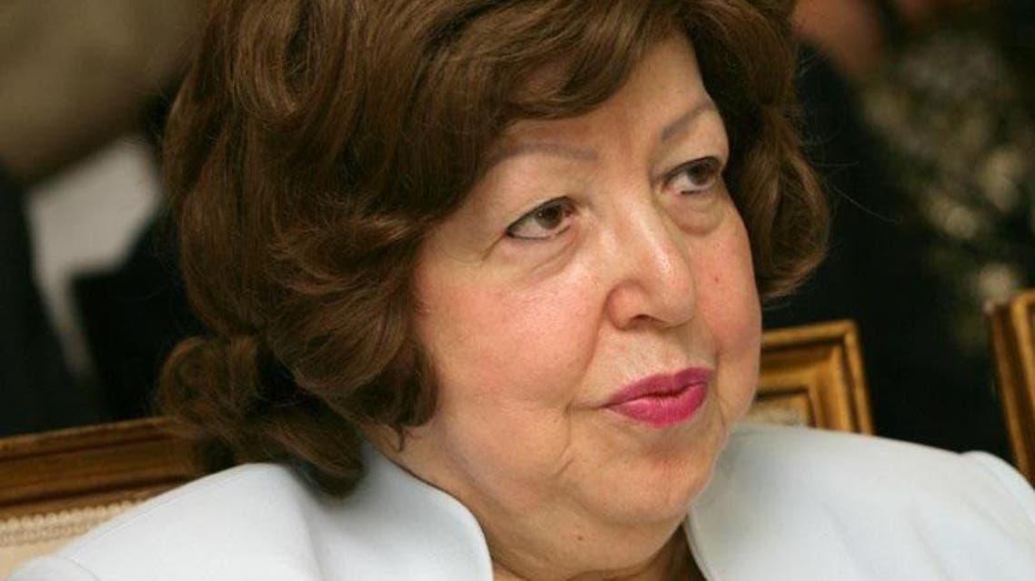 الدكتورة نجاح العطار نائبا لرئيس الجمهورية