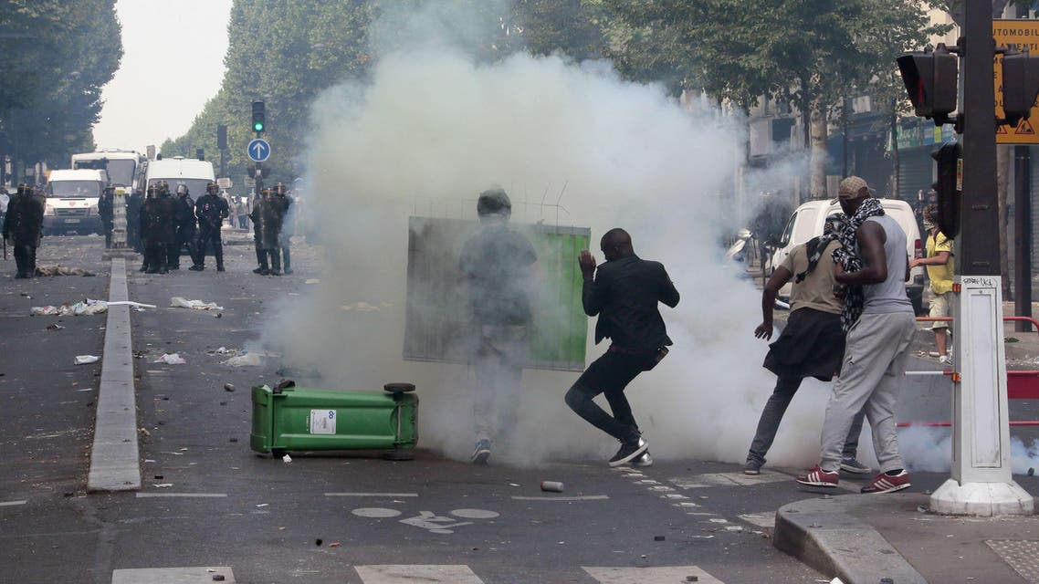 AFP Gaza Israel Paris