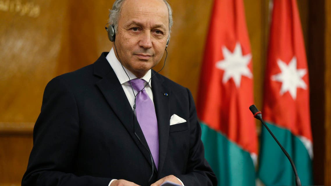 france foreign minister reuters