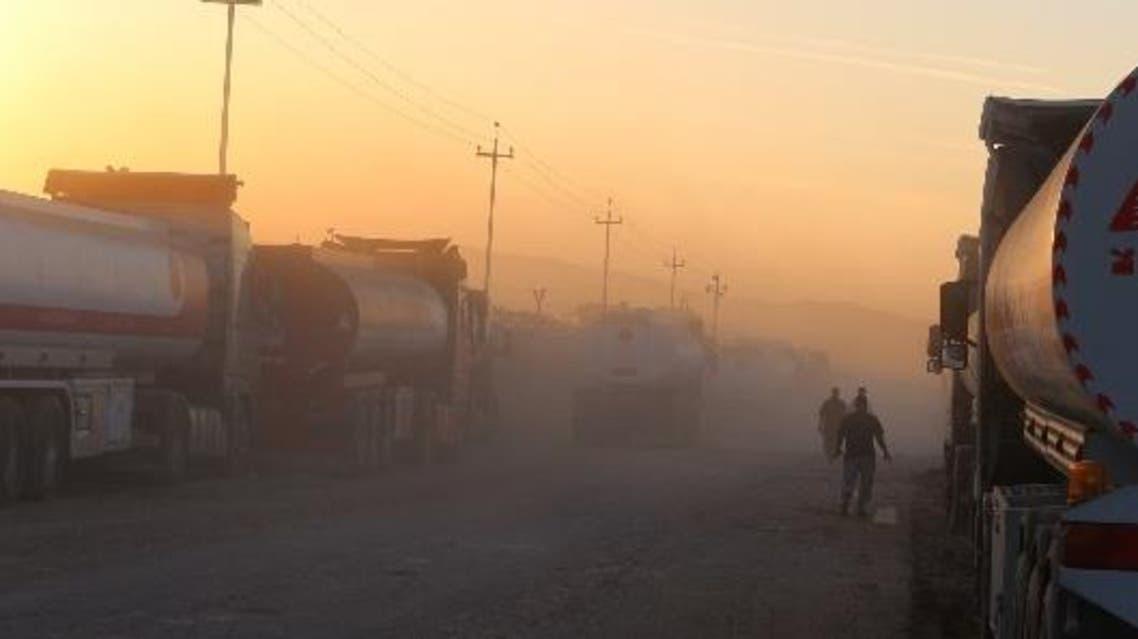تانکرهای کردستان