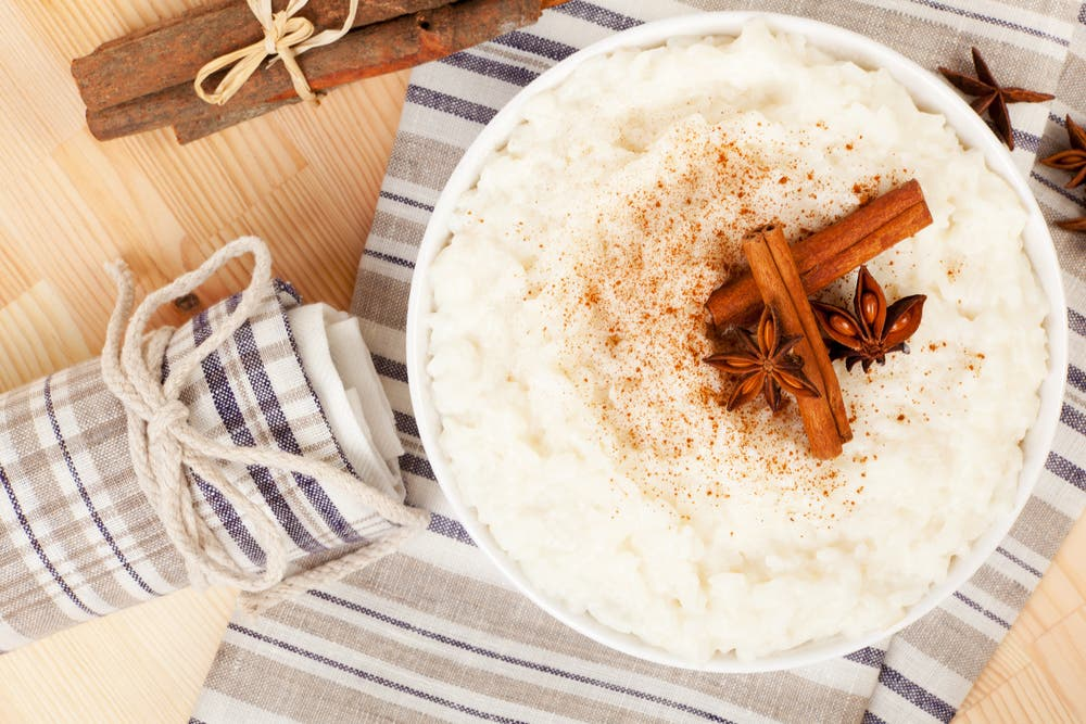 Rice Pudding Shutterstock