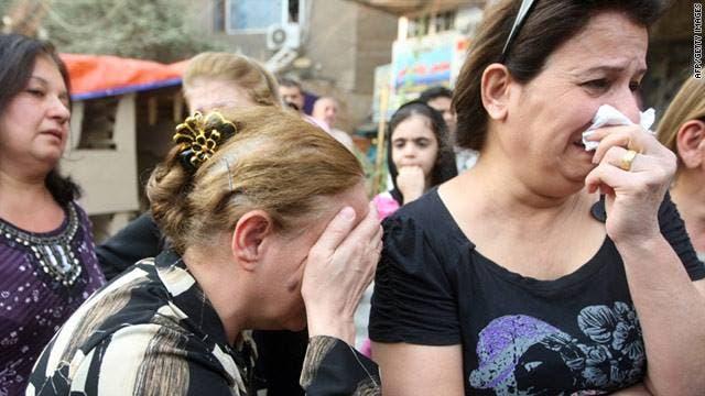 مسيحيو الموصل