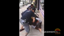 New York man dies from heart attack during police arrest