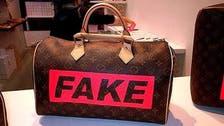 Dubai seizes multi-million dollars' worth of fake designer goods