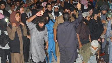 """""""داعش"""" يرجم امرأة حتى الموت في سوق شعبي بالرقة"""