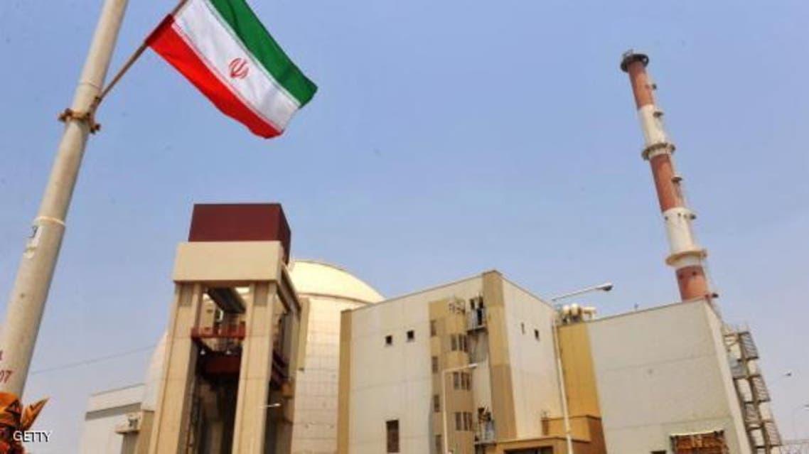 مفاعلات نووية ايرانيىة