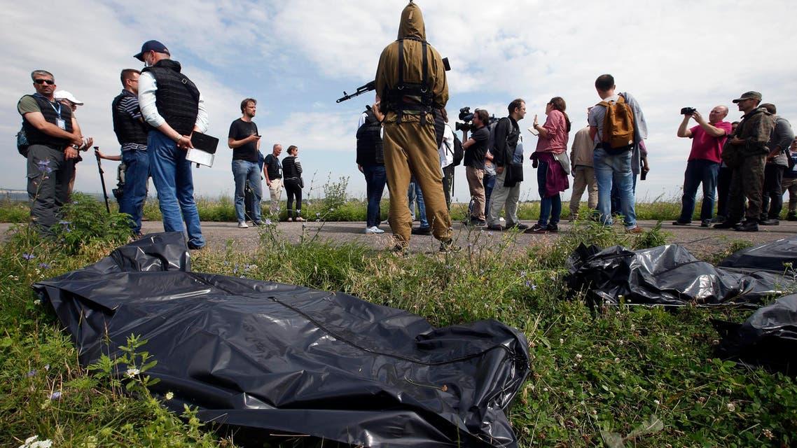 MH17 crash ukraine