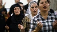 Iraqi PM condemns jihadists' targeting of Christians