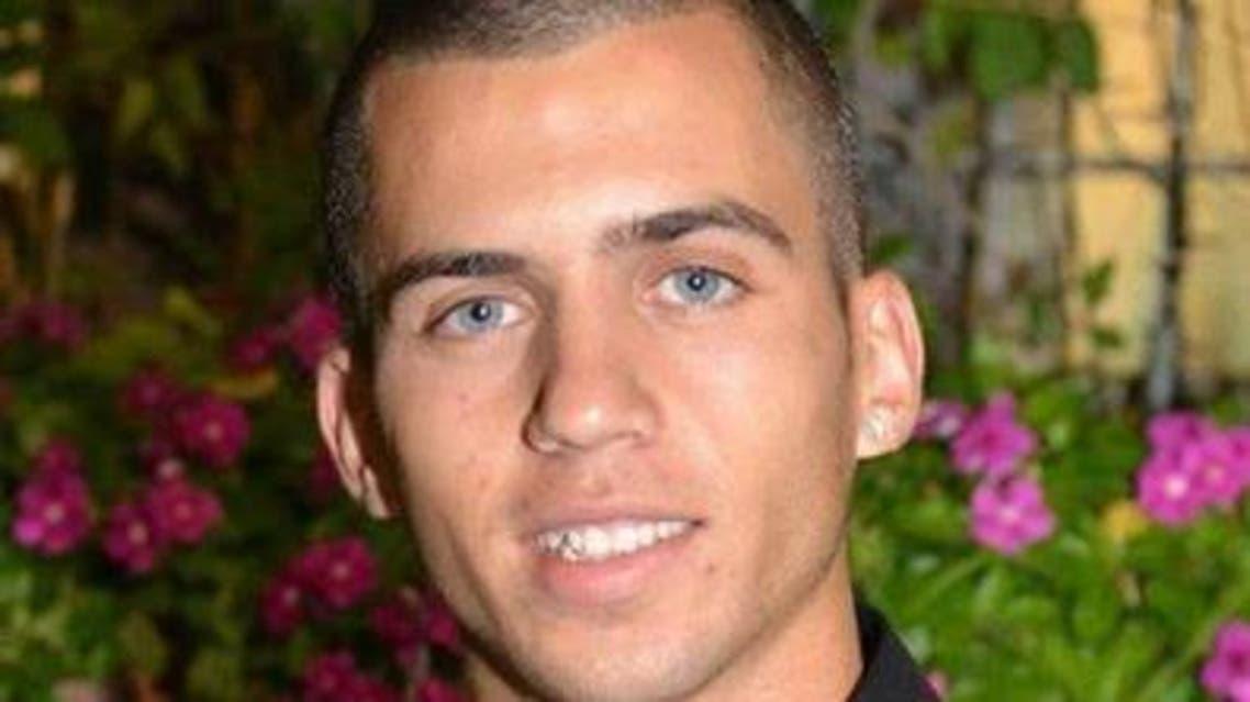 صورة الجندي الإسرائيلي الأسير شاؤول آرون