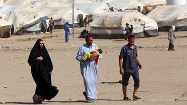 مفوضية حقوق الإنسان: أكثر من مليون نازح في العراق