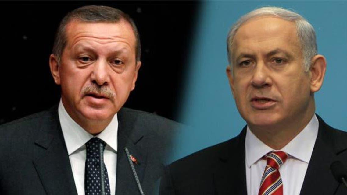 نتنياهو و أردوغان 3