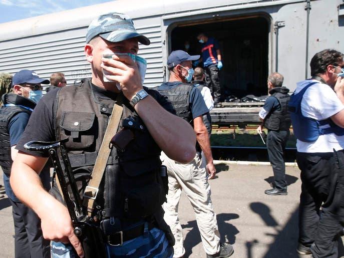 هولندا.. معاينة جثث ضحايا الماليزية في محطة قطارات