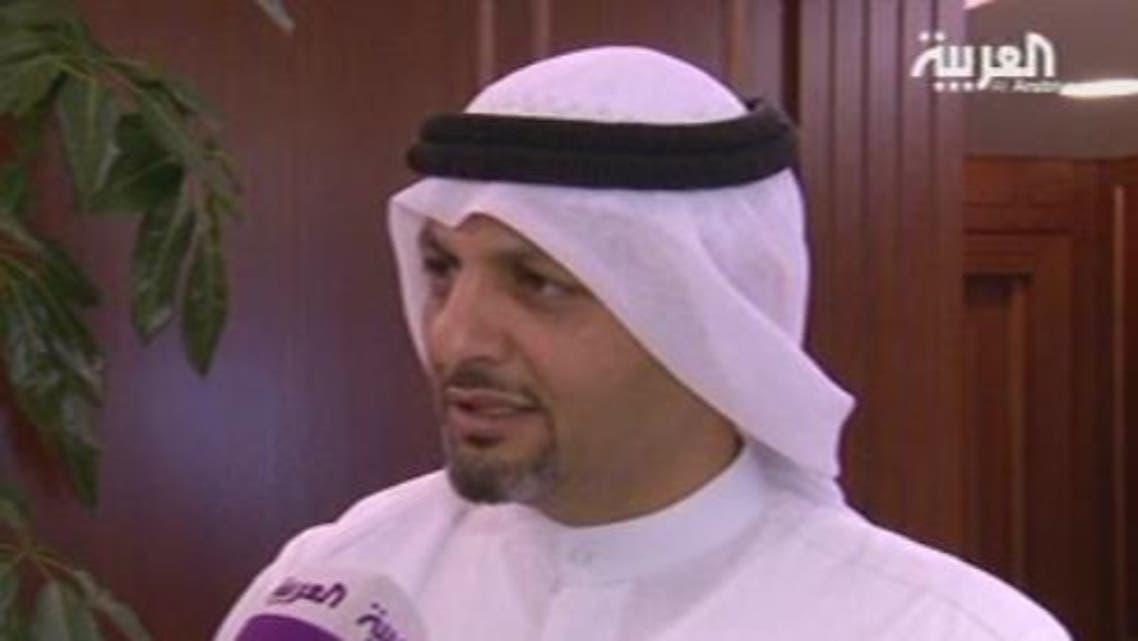 خالد الخالد رئيس شركة البورصة الكويتية