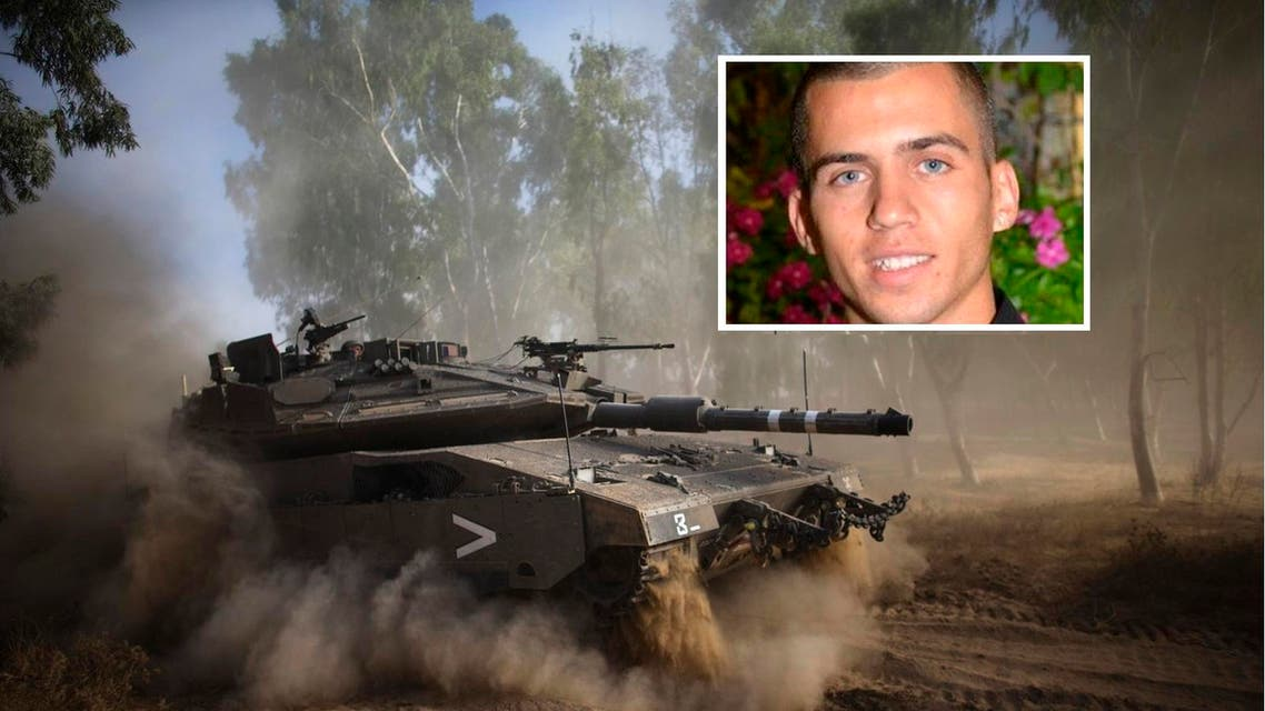Apparent Hamas abush leads to an Israeli kidnapping of soldier Shaul Aaron (Reuters)