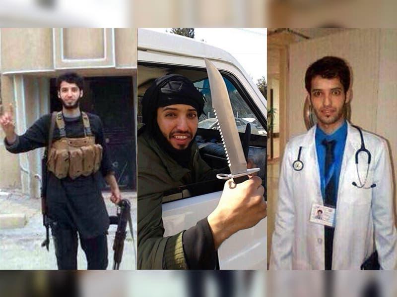 طبيب داعش السعودي