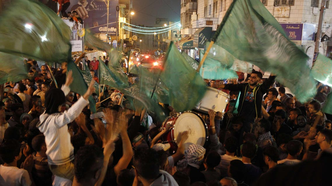 gaza hamas reuters
