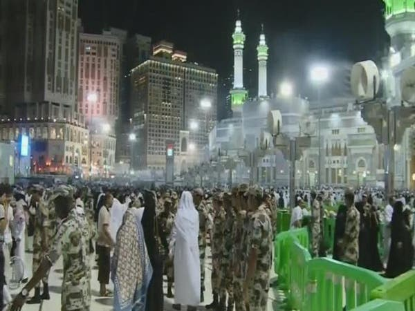 قوات الطوارئ بالسعودية تمتلك خبرة في إدارة الحشود