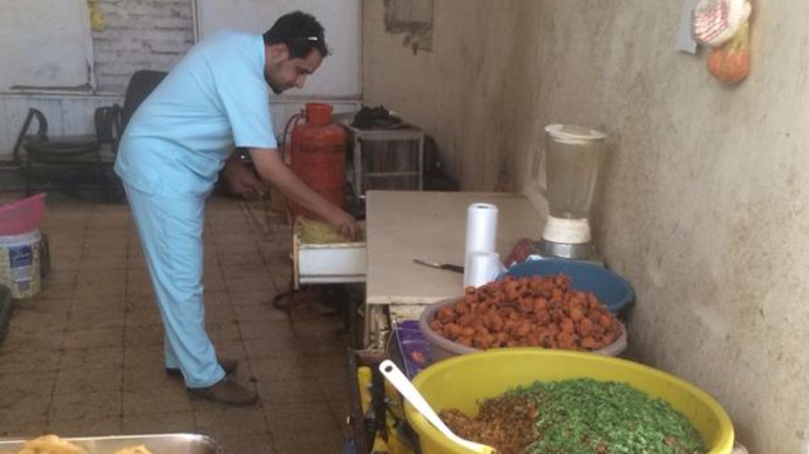 مطعم فاسد