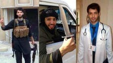 New photo shows Saudi doctor who joined ISIS holding combat knife