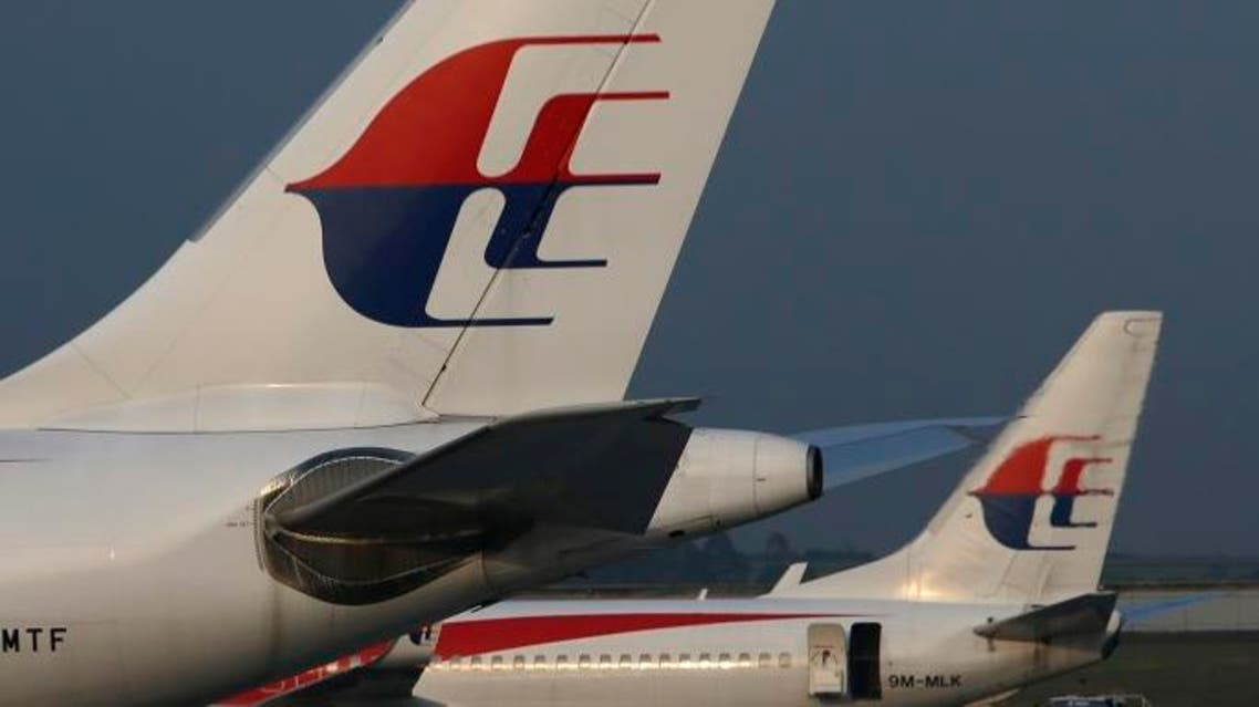 Malaysia Airlines planes sit on the tarmac at Kuala Lumpur International Airport July 21, 2014. (Reuters)