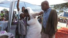 Nine-year-old boy remarries 62-year-old 'wife'
