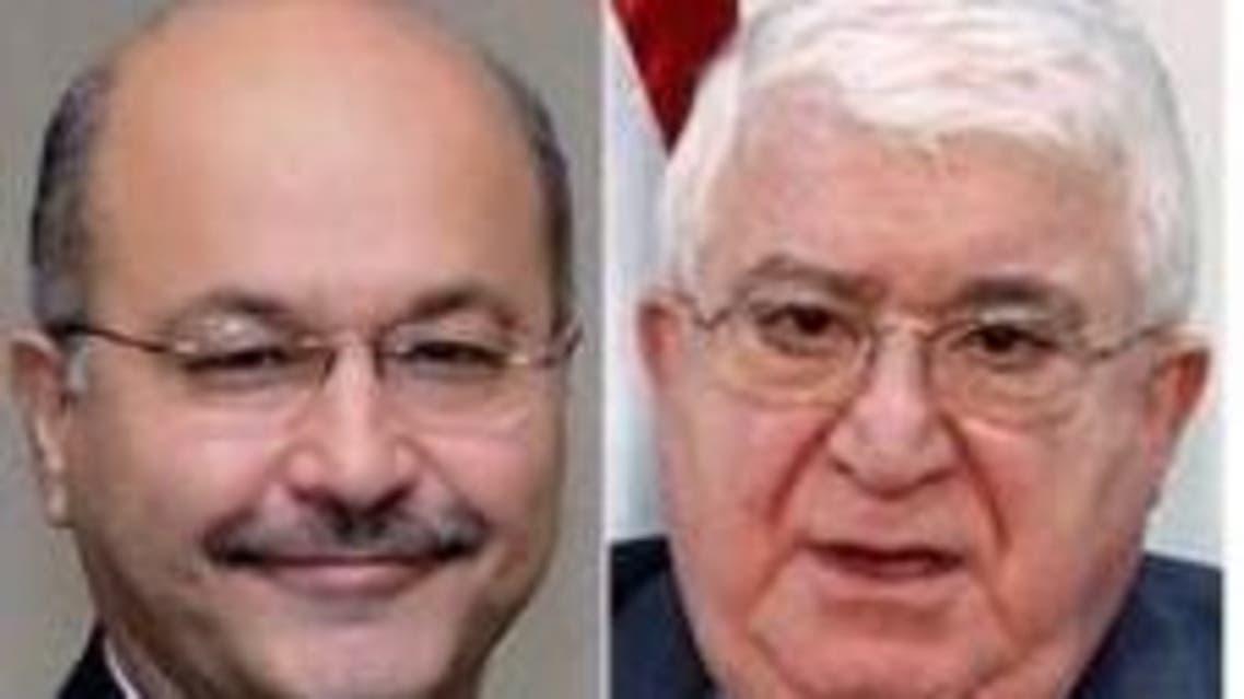 نامزدهای ریاست جمهوری عراق