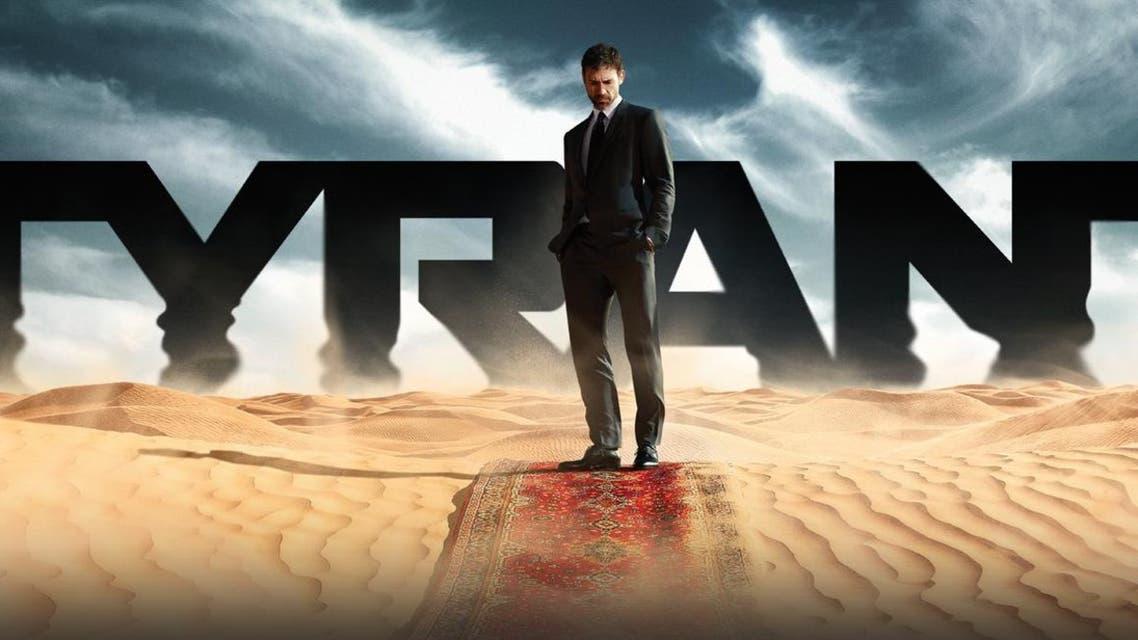 """Tyrant"" series poster. (Photo curtesy, Facebook)"
