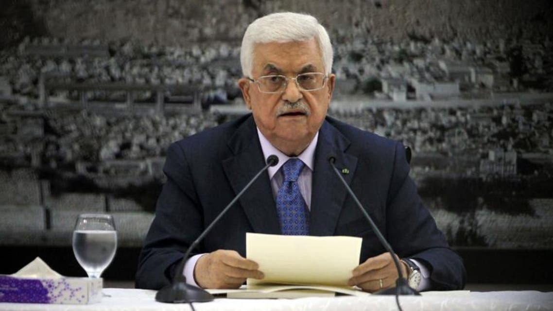 رئيس دولة فلسطين محمود عباس