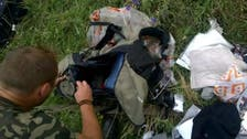 Image shows MH17 'victim's ring' eyed by rebel