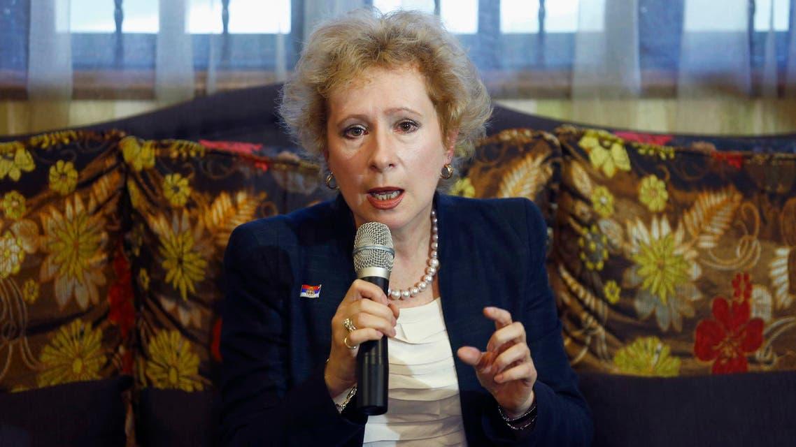 السفيرة الروسية ليودميلا فوروبييفا في ماليزيا