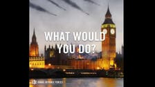 'What would you do?' Israeli tweet shocks London